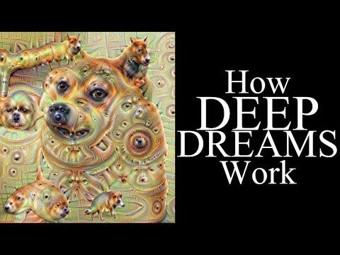 How Deep Dreams (Basically) Work