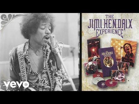 Jimi Hendrix Experience Box Set: World Premier Radio Show: Pt. 6