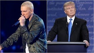 Eminem - Trump Song (Donald Trump Diss) With Instrumental (Crazy Dope)