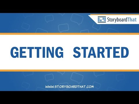 Getting Started with Storyboard That