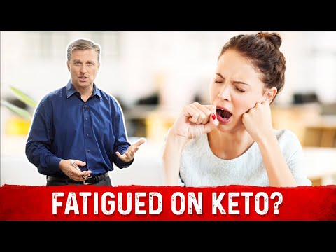 Fatigued on the Ketosis Diet? Here's What to Do!
