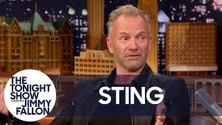 Download Sting Lived in a Haunted House and Definitely Believes in Ghosts Now Video