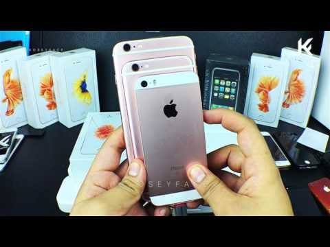 iPhone SE 64gb Rose Gold Thorough Unboxing & Impressions, should you buy it? Plus more