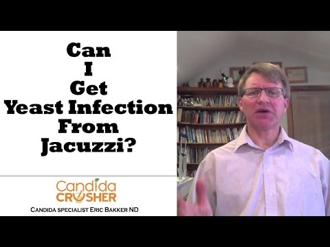 Can I Get A Yeast Infection From A Jacuzzi?