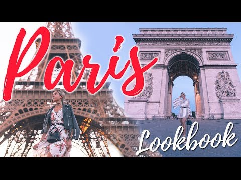 PARIS LOOKBOOK 2017 | Cute & Stylish Outfits For Vacation