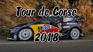 WRC Rallye Tour de Corse 2018