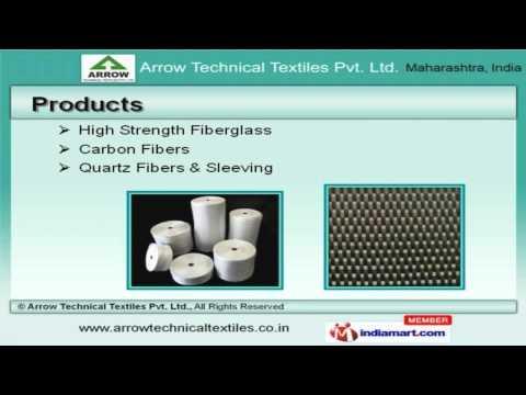 Composite Raw Material by Arrow Technical Textiles Pvt Ltd, Mumbai