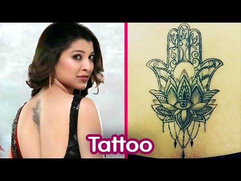Xxx Mp4 Tejaswini Pandit Gets A Unique Tattoo 100 Days New Serial On Zee Marathi 3gp Sex