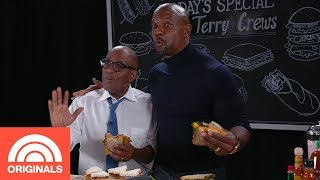 Terry Crews Revisits His Most Iconic Roles and Personal Struggles | COLD CUTS | TODAY Originals