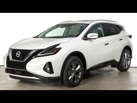 2019 Nissan Murano - Remote Engine Start (if so equipped)