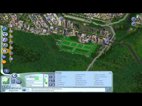 Let's Play SimCity 4 - Part 24 -