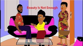 Beauty Is Not Enough. Episode 1. Animated Movie Cartoon (MRCALEBTOONS)