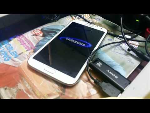 How to Root Galaxy Note 2 N7100 on Android 4.3 N7100XXUEMK9 Jelly Bean