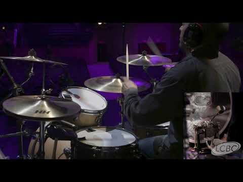 We Are Not Alone - LCBC Worship Drum Tutorial