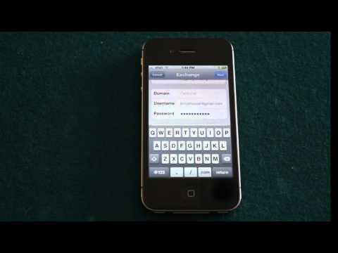 Sync your Google Calendars with your iPhone, iPad Calendar.mp4