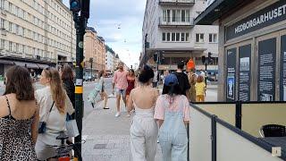 Sweden - Nightlife in Stockholm - Summer 2021 #113
