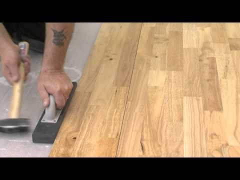 How To Lay Real Wood and Solid Wood Flooring