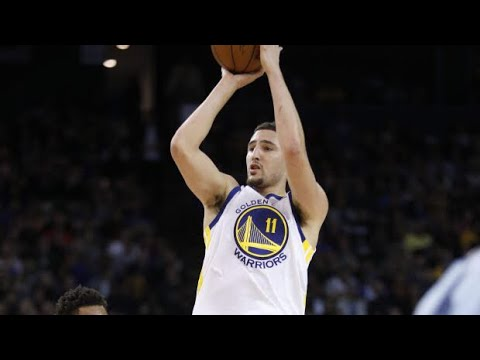 Klay Thompson Scores 35, Leads Warriors Over Rockets 115-86 NBA WCF Game 6, Force Game 7