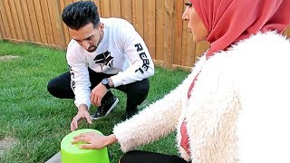 MOST DISGUSTING PRANK (She Took it Too Far!!)