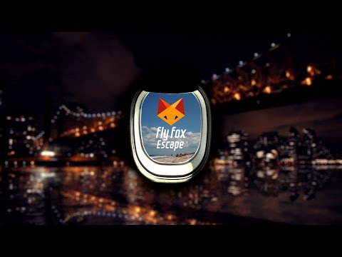 FlyFox Escape App - Last minute airline tickets booking app