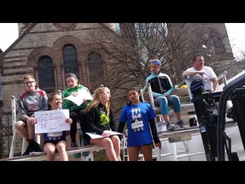 Boston Marathon Relays Updated