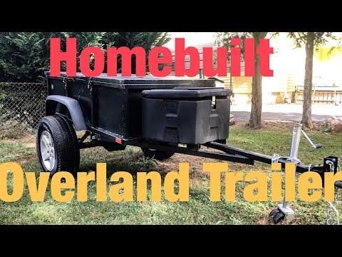 Offroad Trailer for under $1,000 | Overland Adventure