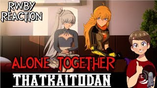 RWBY Volume 5 Episode 8 - Alone Together Reaction - TRUE COLOURS!!!
