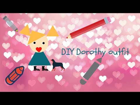 DIY Dorothy Outfit