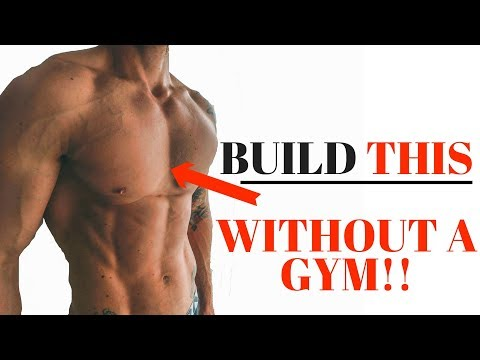 Build your UPPER CHEST | calisthenics workout