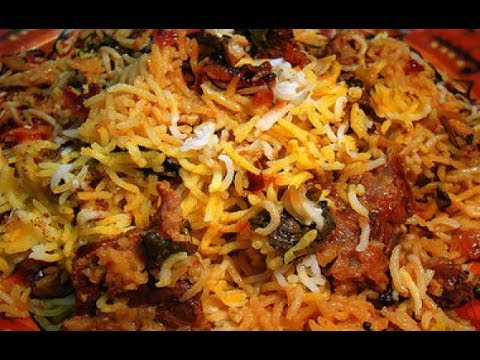 MUTTON BIRYANI RECIPE / BEEF BIRYANI RECIPE IN URDU * FARAH'S COOKING CHANNEL*