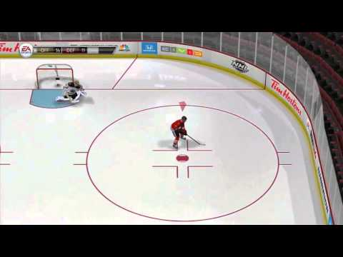 NHL 14 Free Skate Impressions + How To Score