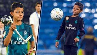 Cristiano Ronaldo Jr ● Humillaciones, Lujos, Goles