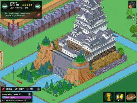 TSTO 3D Towns