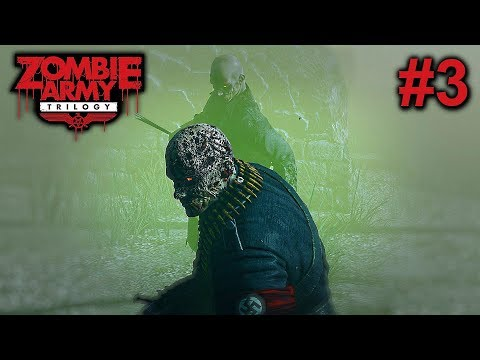 Zombie Army Trilogy (co-op) - Episode 1: Labyrinth of Death