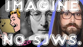 SEAN ONO LENNON gets red-pilled AND DESTROYS SJWS!!