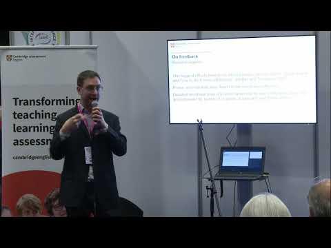 IATEFL 2018: Inspiring assessment, personalising learning