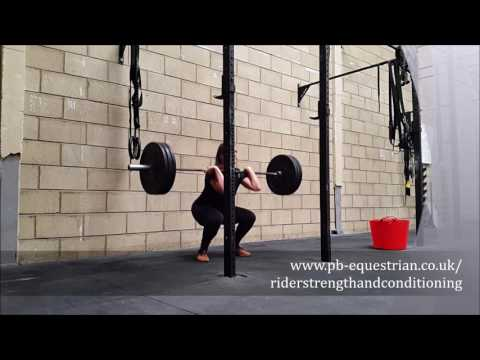 PB Equestrian - Rider Strength and Conditioning