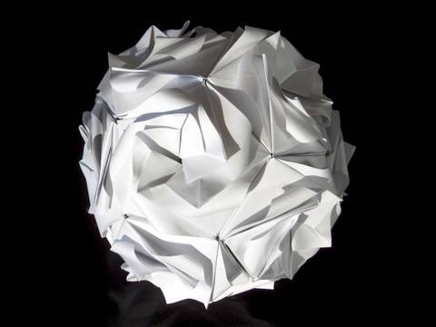 How to make Enrica's Dodecahedron Kusudama