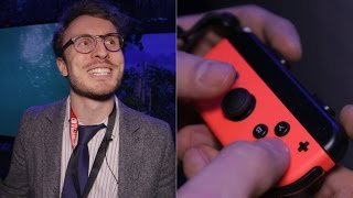 Nintendo Switch: An hour with hands on review