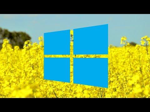 Windows 10 April 2018 Update Build 17134.5