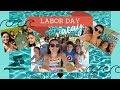 LABOR DAY VACAY // Orange Beach, the Wharf, & MORE!