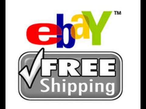 Ebay Shipping, Free vs Paid. THE TRUTH