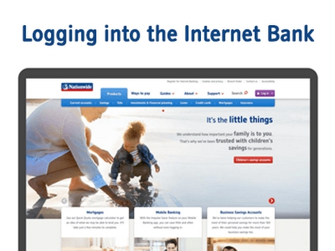 Using the Internet Bank
