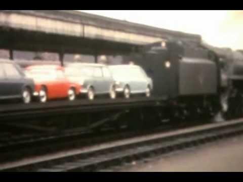 Oxford Station c1962