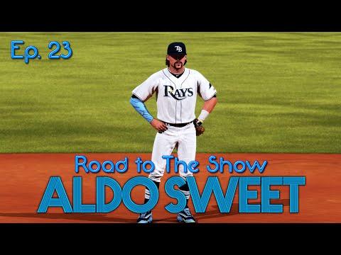 MLB The Show 16: Aldo Sweet (2B) RTTS [Ep. 23] - TRADED
