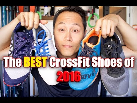 The BEST CrossFit Shoes of 2016 - Best Training Shoes