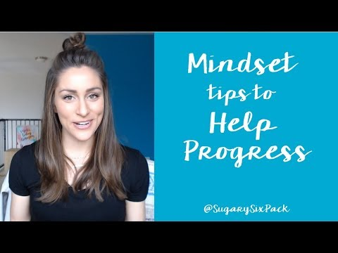Fitness Progress & Mindset Training | Tips on How to Achieve Success