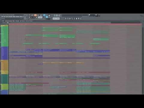 FL STUDIO 12 TUTORIAL | Glitch-Hop For Beginners (The Drop)