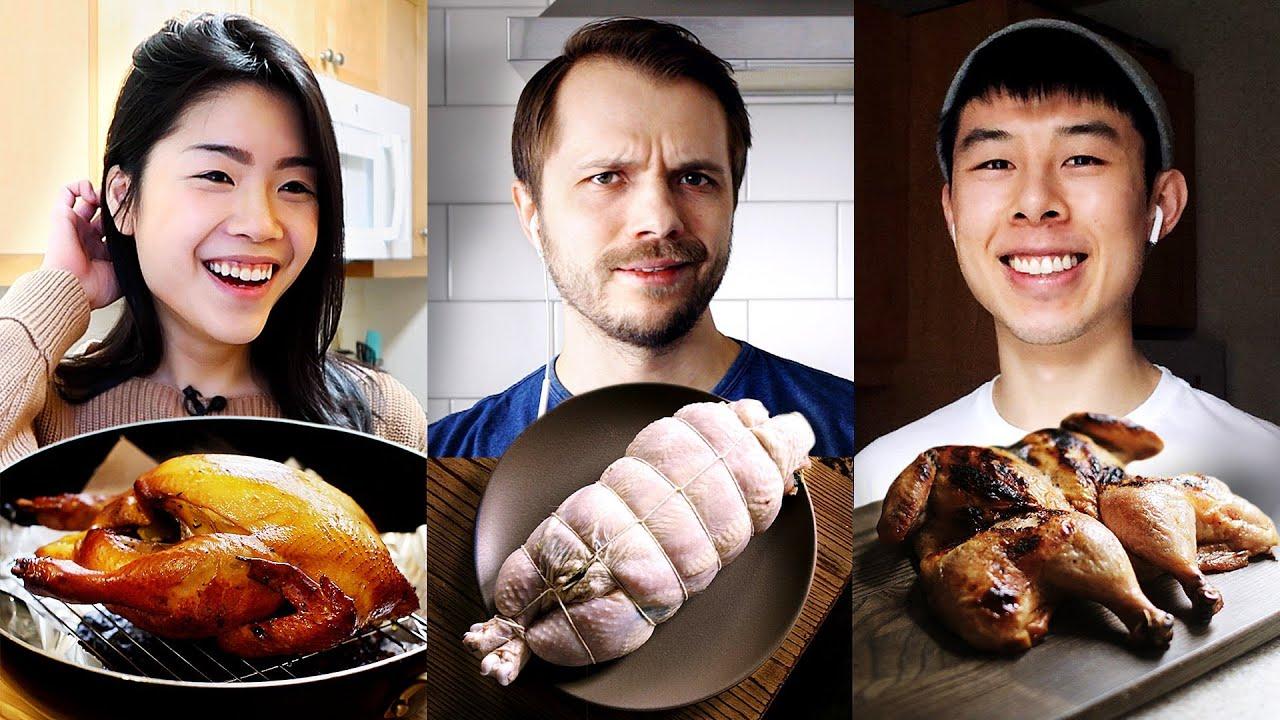 3 Ways We Make A Whole Chicken
