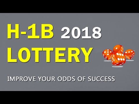 H1B Lottery 2018: How To Improve Odds Of Success